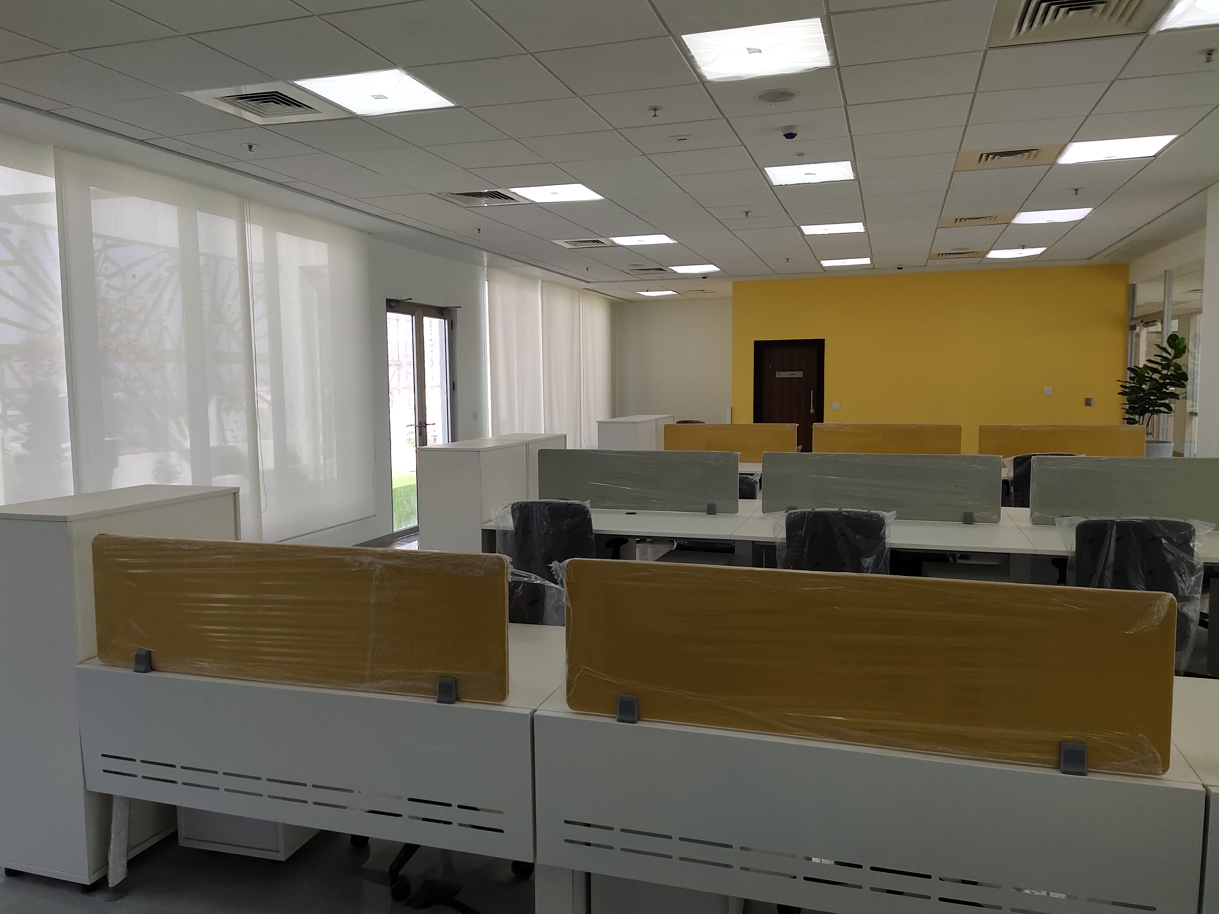 Work Place at AURIC